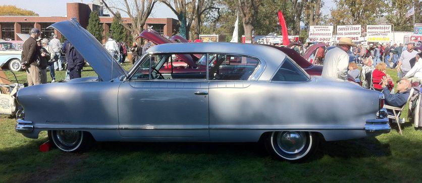 1953 Nash Ambassador hardtop