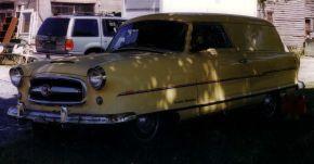 1953 Nash Rambler Delivery wagon