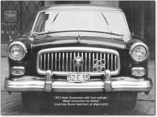 1953 Nash Statesman