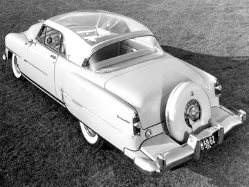 1954 Chrysler Comtesse Concept Car