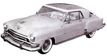 1954 chrysler la comtesse