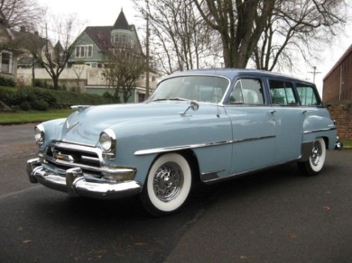 1954 Chrysler town-country