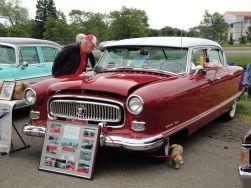 1954 Nash Ambassador Custom Sedan 5460