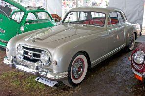 1954 Nash-Healey LeMans Coupé no 3025