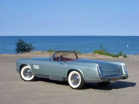 1955 Chrysler Ghia Falcon