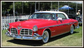 1955 Chrysler Imperial Newport Coupe