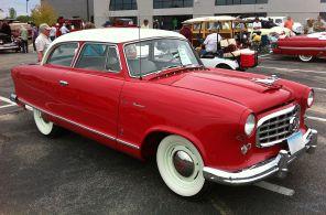 1955 Hudson Rambler 2-door