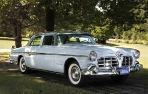 1955 Imperial Sedan.
