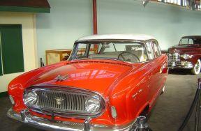 1955 Nash Ambassador Super 5585 Sedan