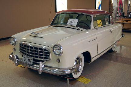 1955 Nash Rambler Country Club 5516 Custom