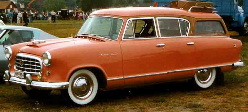 1955 Nash Rambler Cross Country Stationwagon