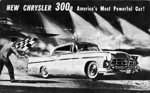 1956 chrysler 300 b