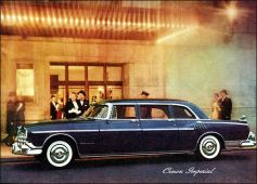 1956 Chrysler Crown Imperial Limousine b