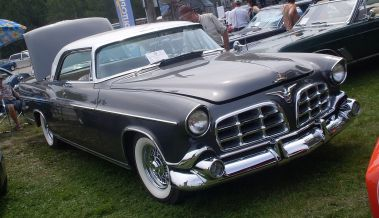1956 Chrysler Imperial Southampton Two-Door Hardtop