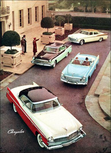 1956 Chryslers