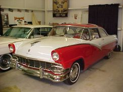 1956 Crown Victoria V8 Auto Transmission