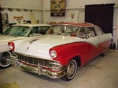 1956 Crown Victoria V8 Auto Transmission