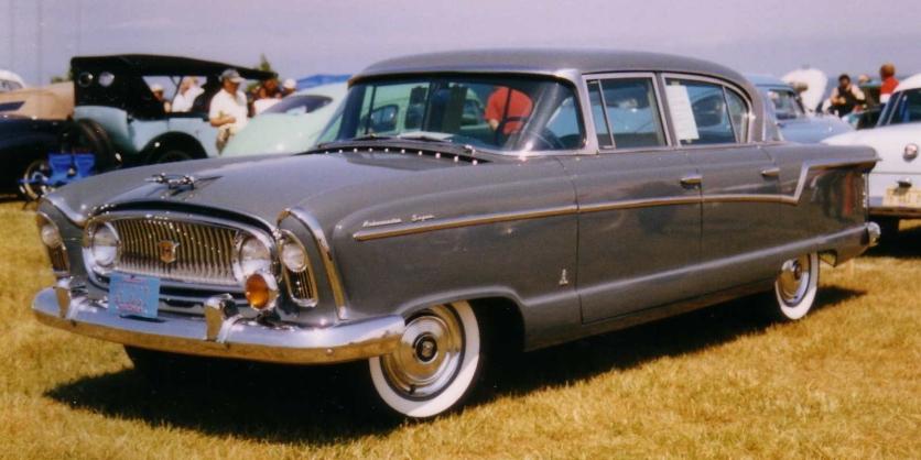 1956 Nash Ambassador 1956