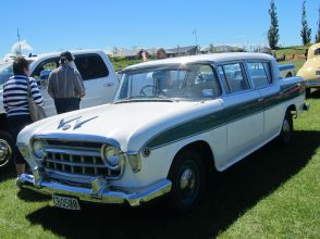 1956 Nash Rambler 5617 Series Custom Sedan
