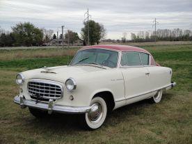 1956 Nash Rambler Country Club Custom 5618 Series