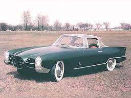 1956 nash rambler pininfarina concept