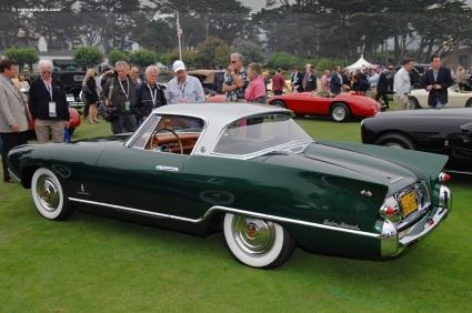 1956 Nash Rambler-Pininfarina Palm-Beach Concept