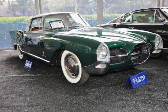 1956 Nash Rambler-Pininfarina 'Palm Beach' Coupe Special