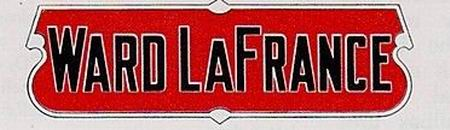 1956 WARD LaFRANCE name in red