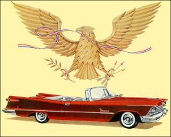 1957 Chrysler Imperial Crown Convert