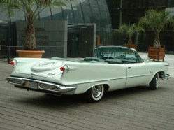 1957 Chrysler Imperial Crown Convertible
