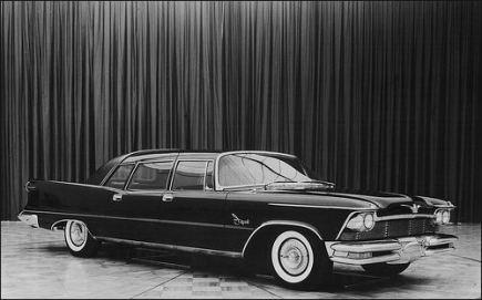 1957 Chrysler Imperial Ghia Limousine