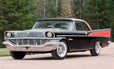 1957 Chrysler Saratoga 2-Dr Hardtop