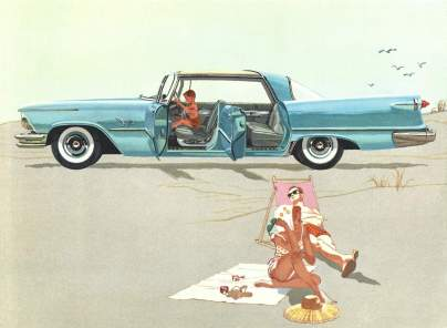 1957 publicity drawing.