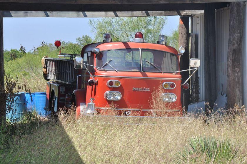 1958 American LaFrance Series 900 Fire Truck