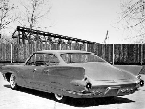 1958 Chrysler Imperial D'Elegance Concept 02