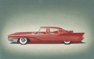 1958 Chrysler Imperial D`Elegance Thomas Ferrer