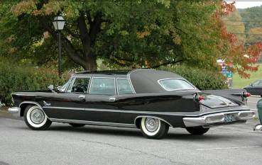 1958 Crown Imperial Ghia.