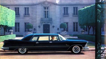 1958 Crown Imperial Limousine