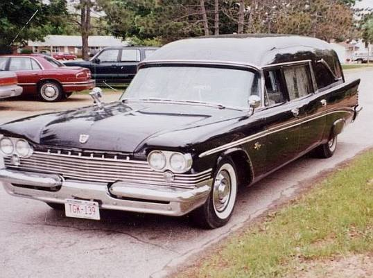 1959 Chrysler Hearse