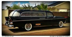 1959 Chrysler Royal Hearse