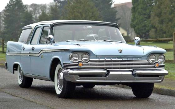 1959 Chrysler Windsor Town & Country Spectator 8-Passenger Station Wagon