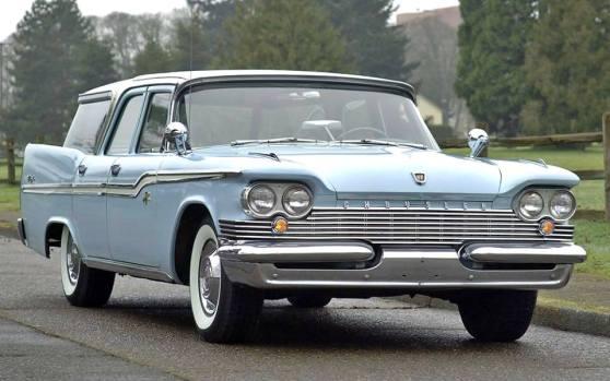 1959 Chrysler Windsor Town & Country Spectator 8-Passenger Station Wagon