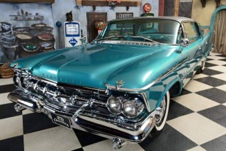 1959 Imperial Crown four door Southampton