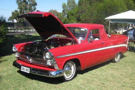1960-63 Chrysler AP3 Wayfarer as produced by Chrysler Australia