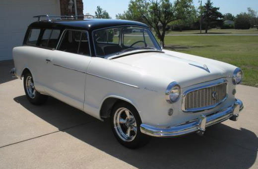 1960 AMC Rambler American Wagon