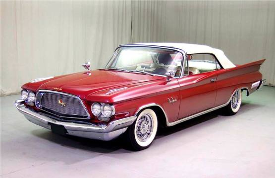 1960 Chrysler New Yorker