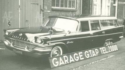 1960 Chrysler Saratoga Wagon DD-68-90