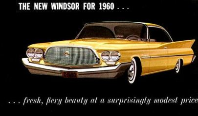1960 chrysler windsor