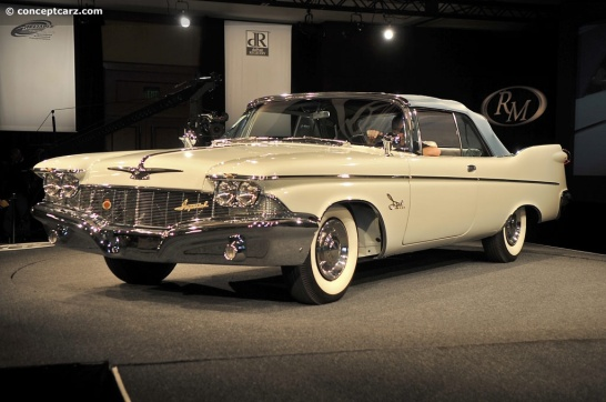 1960 Imperial Crown (Chrysler Imperial)