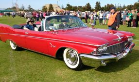 1960 Imperial Crown Convertible